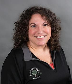 Cheryl Sabin, Office Administrator
